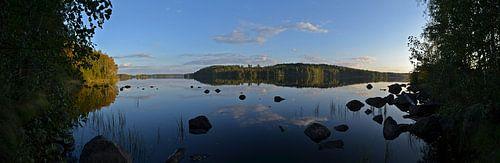 Finse ochtendzon van