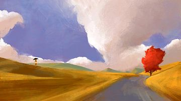 Une pluie de soleil sur Thomas Dijkstra