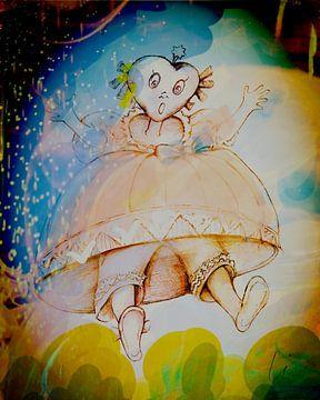 Prinses Rosarot gaat van start.... van Kiki De Kock