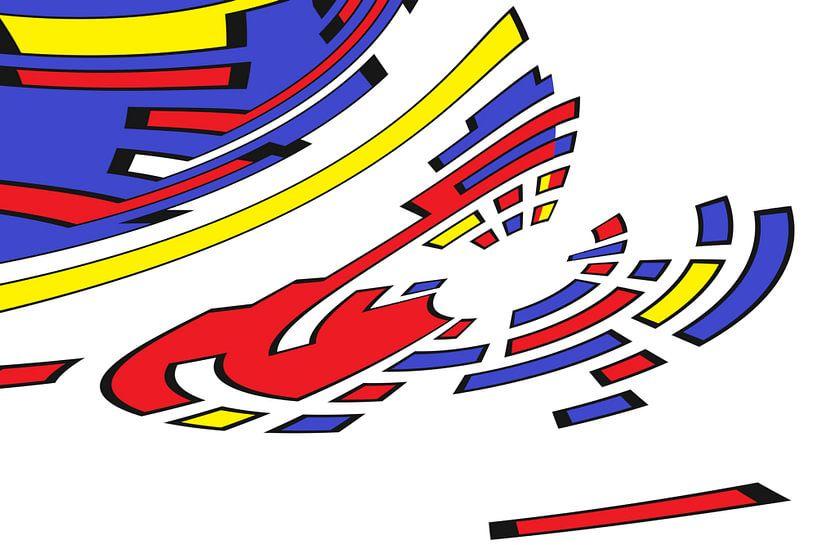 Sekco kolora kirlo 2 van Henk-Jan van Tuyl