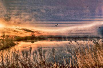 Sonnenaufgang Wanderweg 10 von Marcel Kieffer