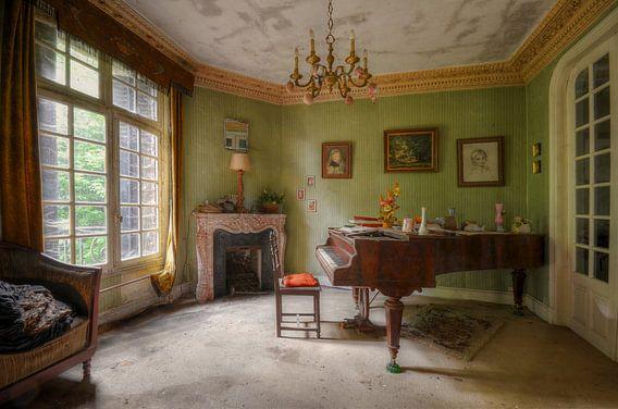 De pianokamer van Kurt Dendooven