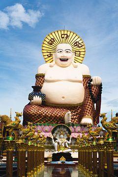 Big Buddha op Koh Samui | Thailand reisfotografie van Travelaar