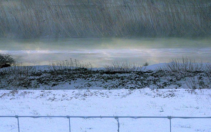 Winter in laagjes van Anita Snik-Broeken