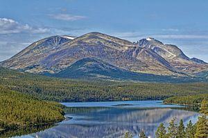 Norwegen, Rondane von Michael Schreier
