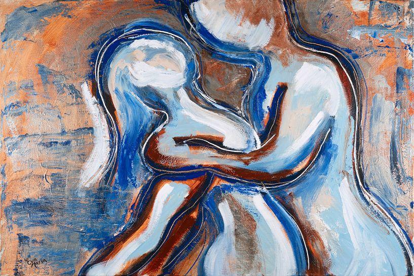 Nahe Begegnung von ART Eva Maria