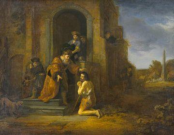 Die Rückkehr des verlorenen Sohnes, Gouverneur Flinck