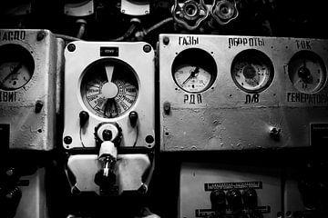 Russian Submarine von Jeroen Mooijman