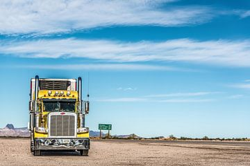 American Truck aux Etats-Unis sur Bas Fransen