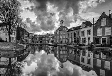 Zakkendragershuisje in Schiedam van