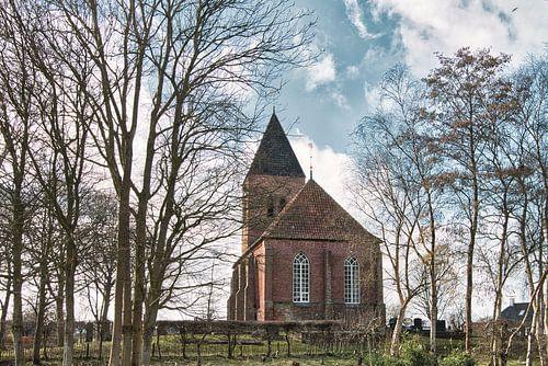 Mariakerk in Westerwijtwerd (provincie Groningen)