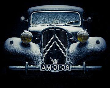 Citroën Traction Avant van Marius  Hille Ris Lambers