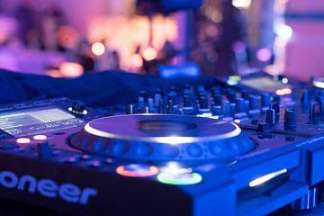 DJ Booth van
