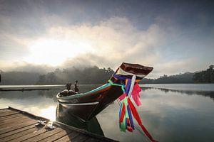 Sunrise @ Khao Sok Nationalpark van