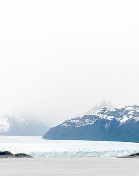 Perito-Moreno-Gletscher in Argentinien von Derrick Kazemier