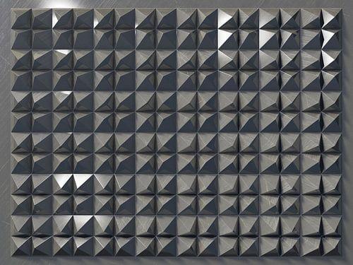 Reliëf 2016 C3 Aluminium