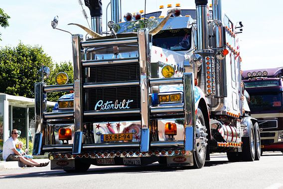 truckrun katwijk aan de rijn  van Dirk van Egmond