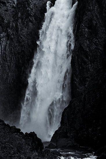 Vøringsfossen WaterFall van Cor Ritmeester
