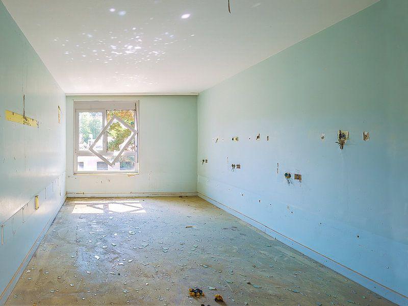 white walls von Michael Schulz-Dostal
