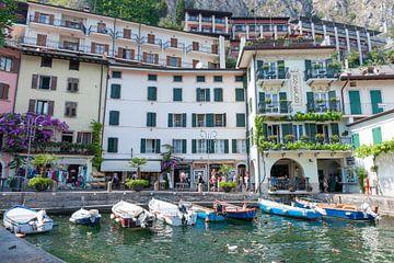 Limone sul Garda,Lake Lago di Garda, von