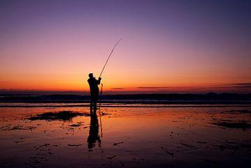 visser aan zee von