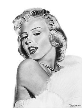 Marilyn Monroe von Tamara Witjes