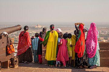 uitkijken naar het Paleis van Jodhpur