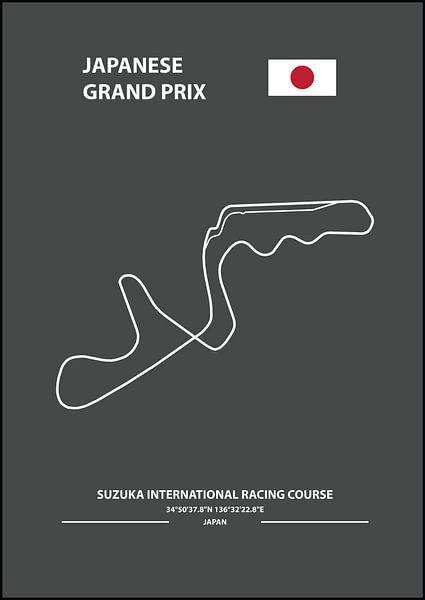 JAPANESE GRAND PRIX   Formula 1 von Niels Jaeqx