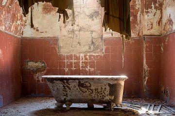verlaten bad van Kristof Ven