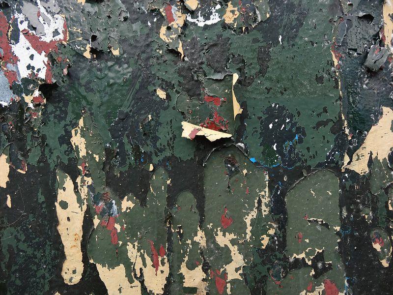 Urban Abstract 180 van MoArt (Maurice Heuts)