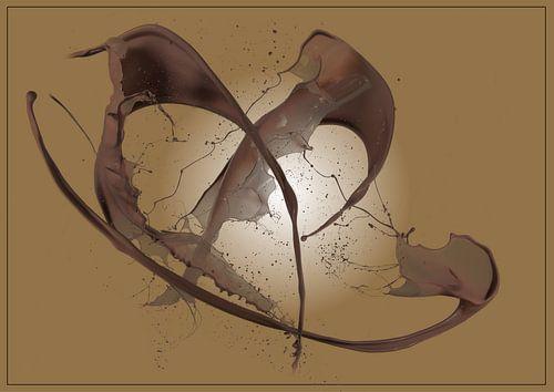 Dancing chocolade