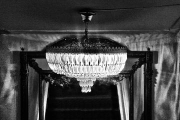 vieille lampe sur Esther Hereijgers