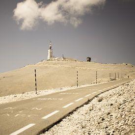 Mont Ventoux van Margo Smit
