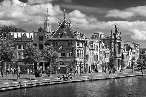 Oud Haarlem van Anton de Zeeuw