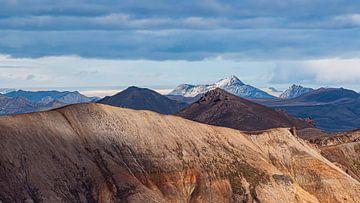 Gipfel auf Island von Thomas Heitz
