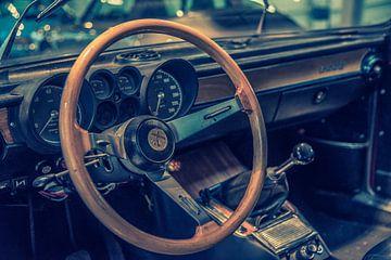 Alfa Romeo GT  oldtimer stuur van Mike Maes