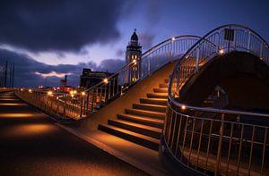 Stairway to Harlingen... von Arjanne Gols