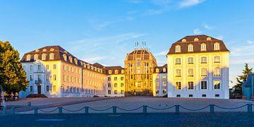 Schloss in Saarbrücken von Werner Dieterich