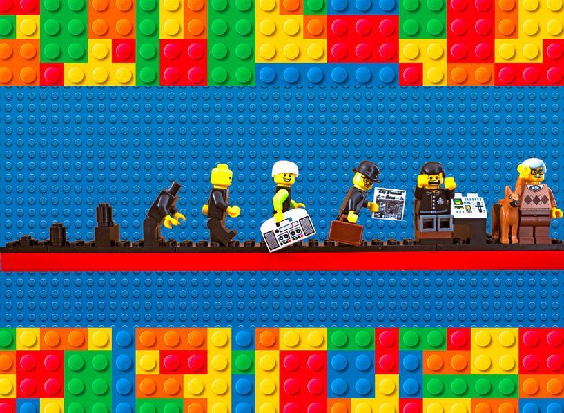 Legolution von Marco van den Arend