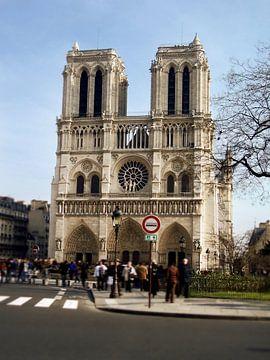Notre Dame '1of4' von Niels van Houten