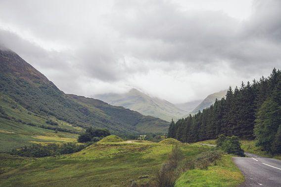 Prachtige Schots landschap