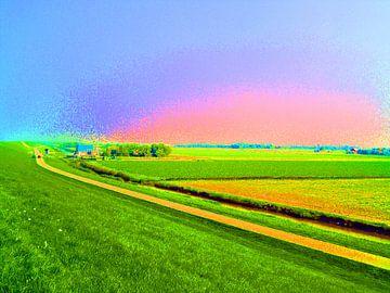 De horizon van Frank Kleijn