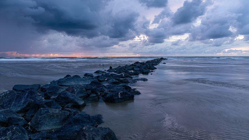 Strand Texel van Yvonne Kruders