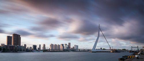 Erasmusbrug Rotterdam von Mark De Rooij