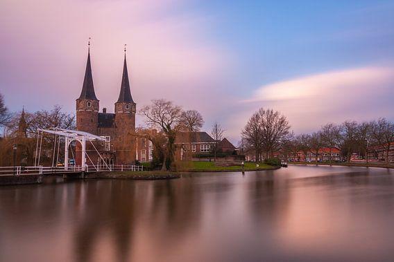 Oost poort van Delft