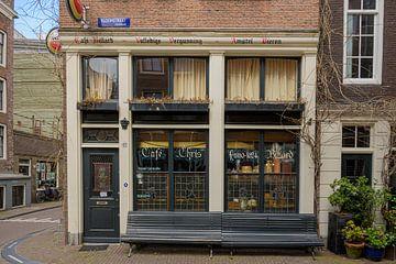 Het oudste café van de Jordaan van Foto Amsterdam / Peter Bartelings