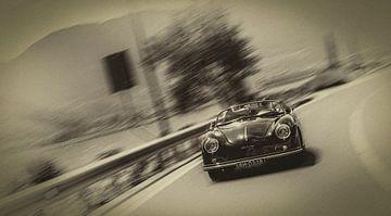 Porsche Speedster sur Mario Calma