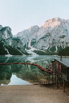 Pragser Wildsee von Maikel Claassen Fotografie