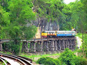 Bridge over the River Kwai (Thailand) van
