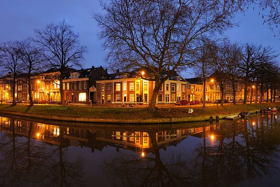 Weerdsingel Oostzijde in Utrecht ter hoogte van de Begijnekade